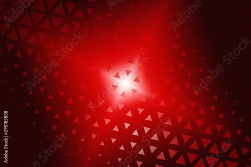 Fototapeta abstract, illustration, wave, design, blue, art, red, line, pattern, wallpaper, backdrop, light, waves, lines, curve, vector, space, concept, graphic, swirl, motion, technology, digital, texture obraz na płótnie