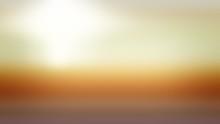 Gradient Sun Background Abstract Design, Summer Wallpaper.