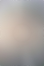 Background Metal Gradient Radial Abstract. Grey.
