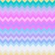 canvas print picture - Chevron pattern background zigzag geometric, design illustration.