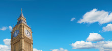 Big Ben Clock Tower In London,...