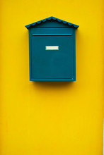 Elegant Simple Green Mail Box ...