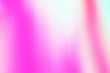 canvas print picture - hologram foil background texture as rainbow, light blue.