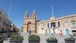 Marsaxlokk, Malta, Church of Our Lady of Pompei