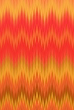 Pattern Zigzag Chevron Orange Background. Texture Trends.