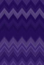 Purple Chevron Zigzag Pattern ...