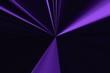 Leinwanddruck Bild - ultra violet background abstract ray. festive shiny.