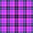 canvas print picture - Tartan plaid and scotland design fabric, textile british.