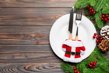 Holiday Composition Of Plate A...
