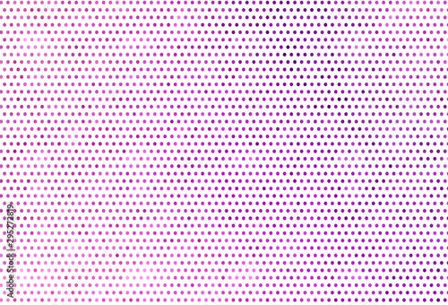 Spoed Fotobehang Kunstmatig Light Pink vector texture with disks.