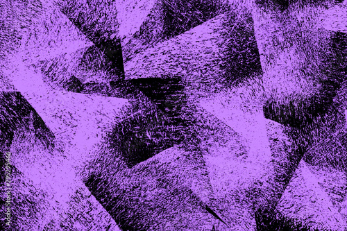 blue violet and black abstract art background
