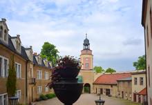 Castle Wolkenburg In Germany A...
