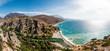 Preveli, Oase mit Sandstrand, Palmen und Süsswasserfluss auf Kreta, Plakias, Griechenland