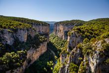The Arbaiun Gorge, At The Bott...