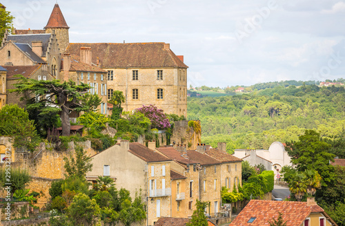 Photo View of Belves, France