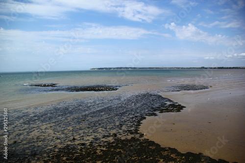 Obraz na plátně maree basse atlantique