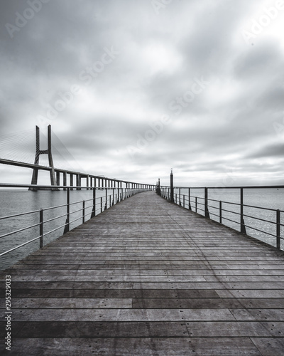 obraz lub plakat puente