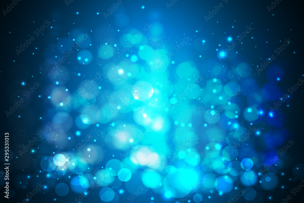 Fototapety, obrazy: shiny lights background