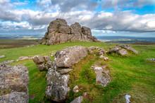Haytor Rocks Granite Outcrop D...
