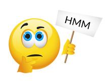 Yellow Emoticons And Emojis