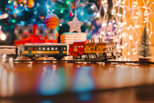 Toy Vintage Steam Locomotive O...