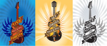 Vector Set Of Illustrations Wi...