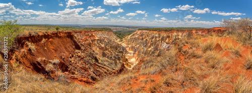 Foto Ankarokaroka canyon Ankarafantsika, Madagascar