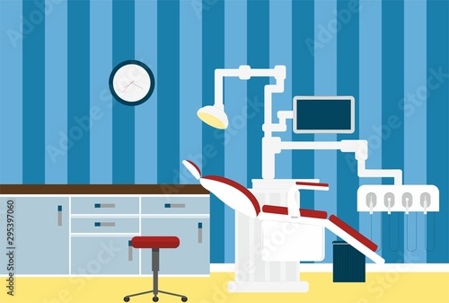 Fototapeta Gabinet dentystyczny  obraz