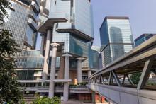 Hong Kong City Life And Its Architecture