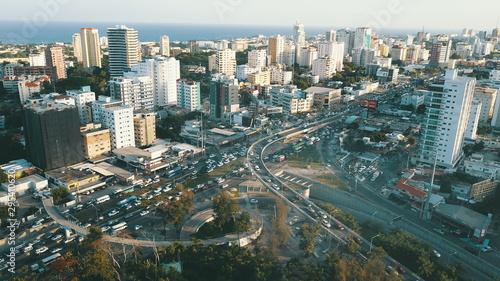 Fotografie, Obraz Ciudad de Santo Domingo