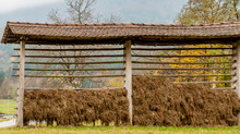 A Traditional Slovenian Drying...