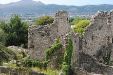 Sights Of Montenegro. Ruin Of ...