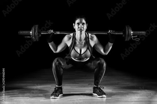 Cuadros en Lienzo Sandra Fitness