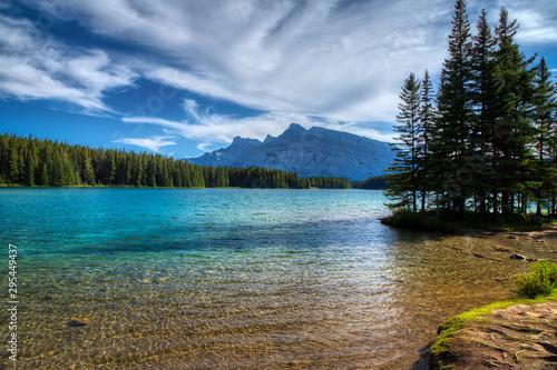 Photo  Beautiful Two Jake Lake