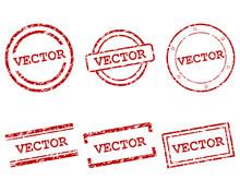 Vector Stempel