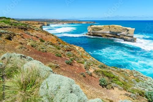 Cadres-photo bureau Cote the bakers oven, port campbell national park, great ocean road, australia 8