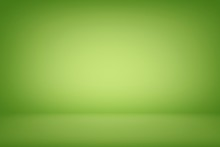 Abstract Gradient Green Room I...