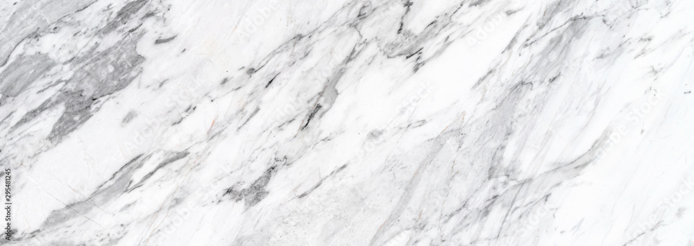 Fototapeta white natural marble pattern abstract background