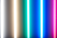Luminescent Lamps With Various...