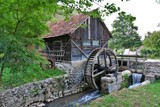 an old water mill
