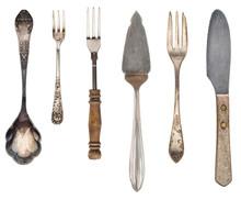 Beautiful Old Vintage Forks. S...