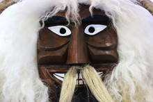 Original Hungarian Buso Mask O...