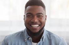 Portrait Of Black Millennial G...