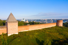 Towers Of Smolensk Fortress Wa...