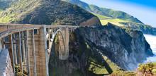 Bixby Bridge On PCH Pacific Co...