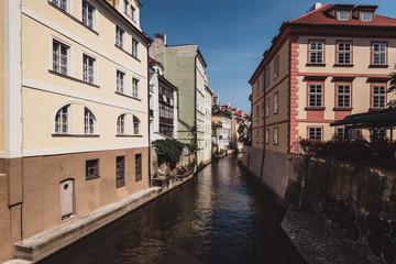 Fototapeta na wymiar Prague