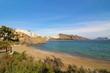 Playa de Cocedores del Hornillo, Águilas, Murcia, España