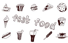 Fast Food Large Collection Of ...