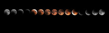 Lunar Eclipse Phases, Blood Mo...