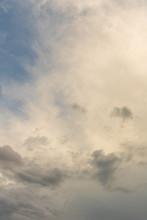 Gloomy Cloudy Sky, Gray Clouds...